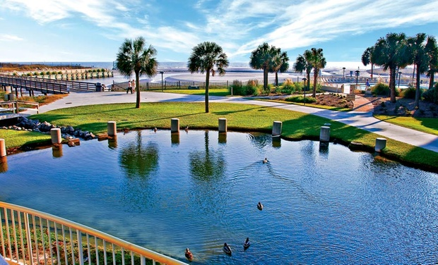 Ocean Creek Resort - Myrtle Beach, SC: Stay at Ocean Creek Resort in Myrtle Beach, SC, with Dates into December