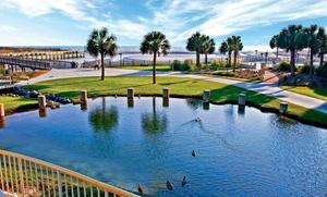 Family-Friendly Oceanside Resort in Myrtle Beach at Ocean Creek Resort, plus 6.0% Cash Back from Ebates.