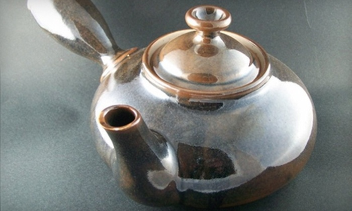 Classic Lines Pottery - Multiple Locations: $12 for $25 Worth of Handmade Pottery at Classic Lines Pottery