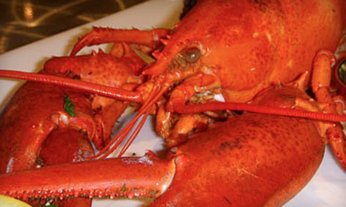 The Fish Market - North Kingstown: $25 for $50 Worth of Seafood, Steak, and Pasta at The Fish Market in North Kingstown