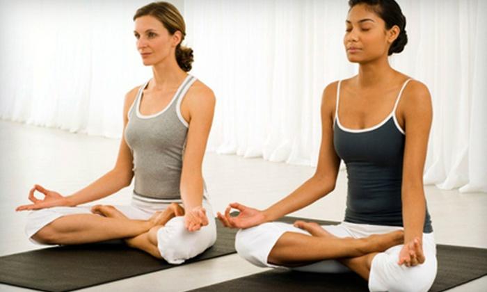 Vernon Yoga - Vernon: 10 or 20 Drop-In Yoga Classes at Vernon Yoga in Coldstream (Up to 76% Off)