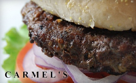 Carmel's: $15 Worth of Lunch or Sunday Brunch Fare - Carmel's in Asheville