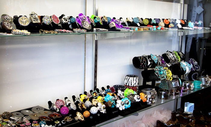 GlamRus - Bossier City: $20 for $40 Worth of Apparel and Accessories at GlamRus