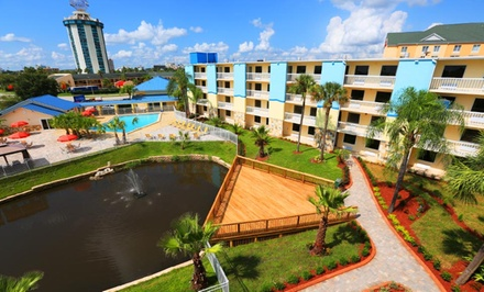 Groupon Deal: Stay at Sunsol International Drive in Orlando, with Dates into December