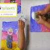 $10 for Family Art Pass at Paint Paper Scissors