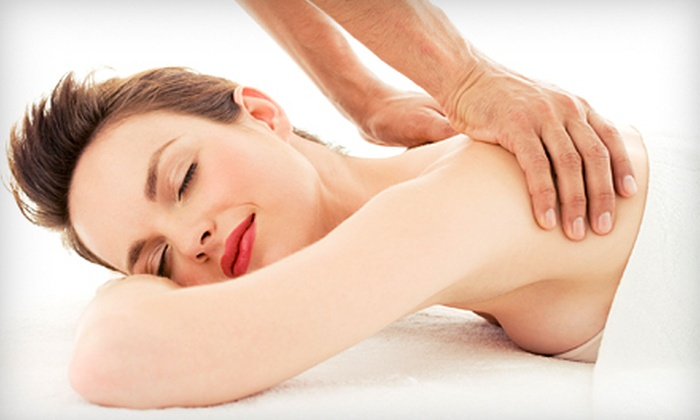Pure Wellness Center - Valencia: Massage or Chiropractic Package at Pure Wellness Center in Valencia (Up to 89% Off)