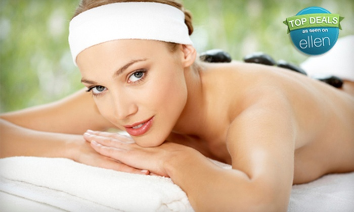 The Retreat Salon & Day Spa - Avery Road Retail Center: 60-Minute Swedish Massage with Hot-Stone Finish for One or Two at The Retreat Salon & Day Spa in Dublin (Up to 53% Off)