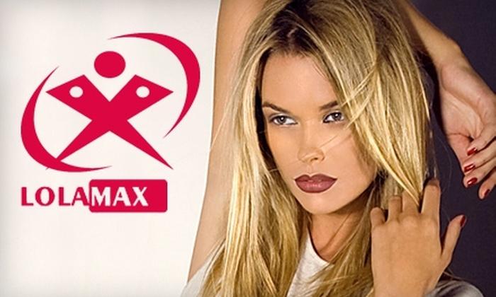 Lolamax Salon - West Bloomington: Salon Services at Lolamax Salon in Bloomington. Choose Between Two Options.