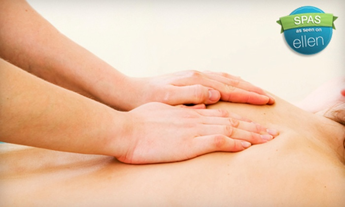 Christine Chism Mend Spa - Rosedale: 60- or 90-Minute Massage at Christine Chism Mend Spa