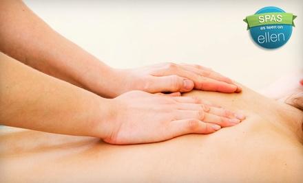 60-Minute Custom Massage (a $75 value) - Christine Chism Mend Spa in Austin