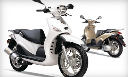 $45 Groupon for Moped or Scooter Rental at Beach City Mopeds - Beach City Mopeds in Laguna Beach