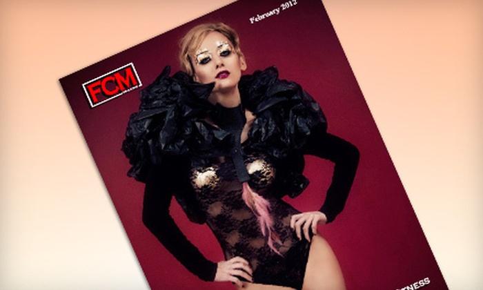 "Fashion Chicago Magazine - Central Chicago: $20 for 12-Issue Subscription to ""Fashion Chicago Magazine"" ($114.60 Value)"
