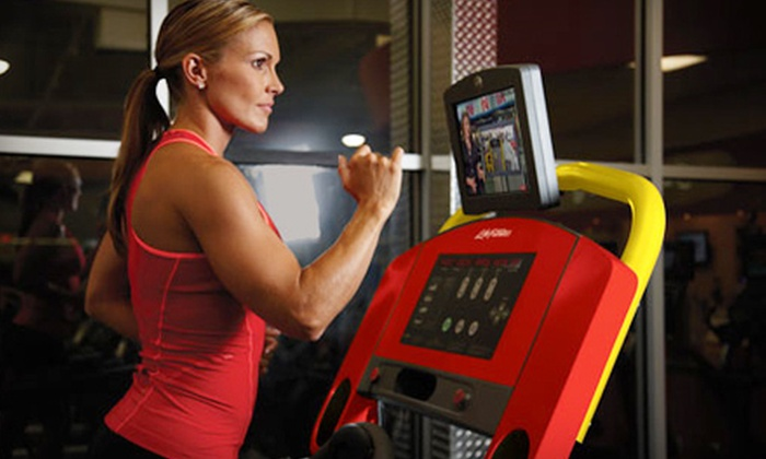 Retro Fitness - East Meadow: Two- or Three-Month Membership with One Personal-Training Session at Retro Fitness (Up to 90% Off)