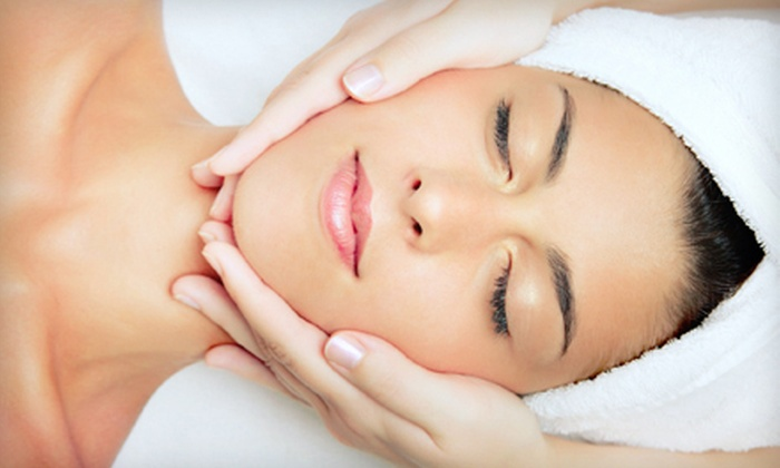 Sunshine Spa Treatments - Saco: One or Three 60-Minute Basic Facials at Sunshine Spa Treatments in Saco (Up to 59% Off)