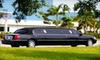 AM PM Limousine: One or Two Hours of Limousine Service for Up to 10 from AM PM Limousine (Up to 61% Off)