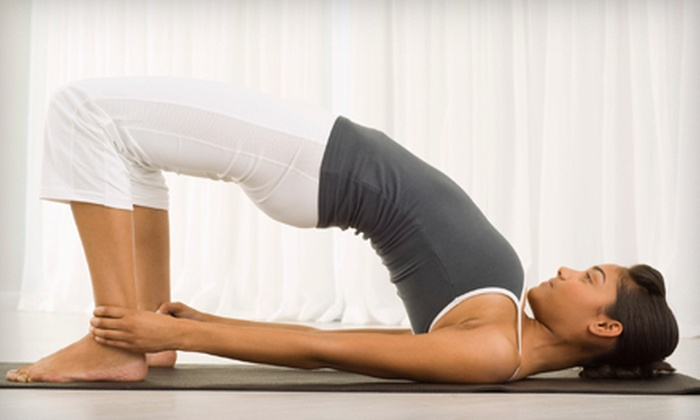 LivFit - Blue Ash: 10 or 20 Power Yoga or Extreme Core Classes at LivFit (60% Off)