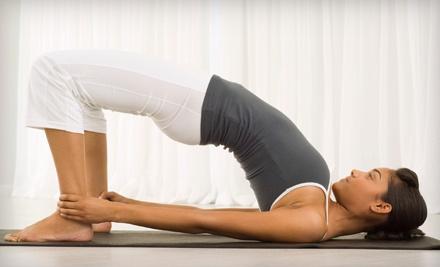 10 Power Yoga Classes (a $75 value) - LivFit in Cincinnati