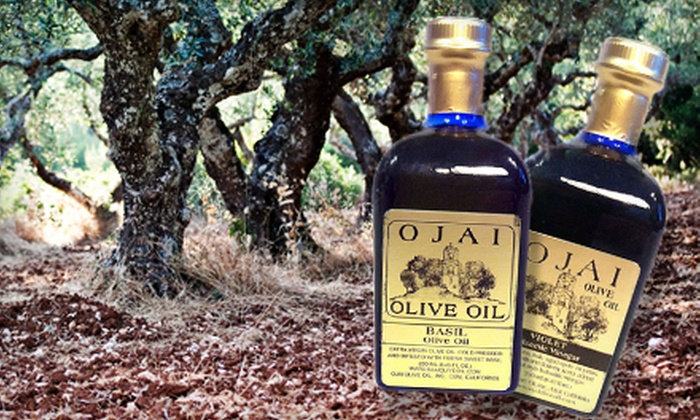 Ojai Olive Oil - Ojai: $19 for an Olive-Oil Package and Olive-Farm Tour at Ojai Olive Oil ($50 Value)
