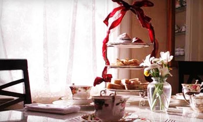 The English Tea Room - Covington: $20 for $40 Worth of English Fare and Tea at The English Tea Room in Covington