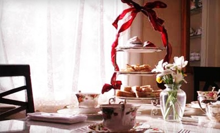 $20 Groupon to The English Tea Room - The English Tea Room in Covington