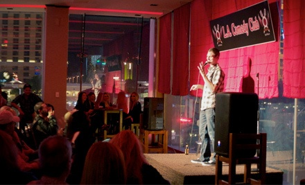 L.A. Comedy Club Show: Comedy-Show Package for 2 (VIP Seating) - L.A. Comedy Club in Las Vegas