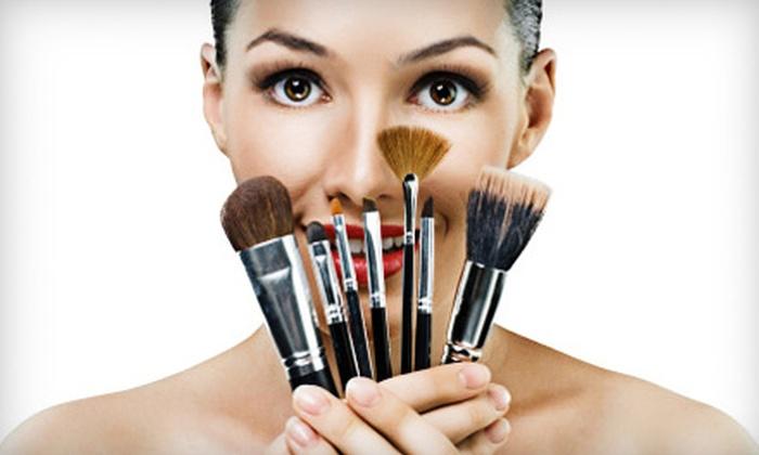 SHARA Makeup Studio - Upper East Side: $59 for a Private One-Hour Makeup Lesson at SHARA Makeup Studio ($125 Value)