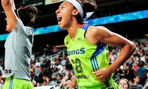 Dallas Wings: Dallas Wings WNBA Game (July 2–September 11)