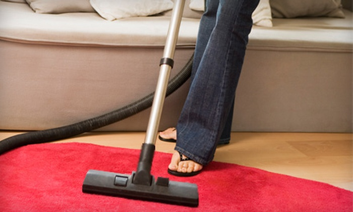 Moen Chem-Dry - Summerville: $99 for Carpet Cleaning from Moen Chem-Dry (Up to $250 Value)