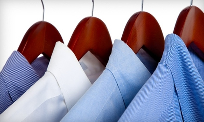 Martinizing Dry Cleaning - Multiple Locations: $10 for $20 Worth of Dry-Cleaning Services at Martinizing Dry Cleaning