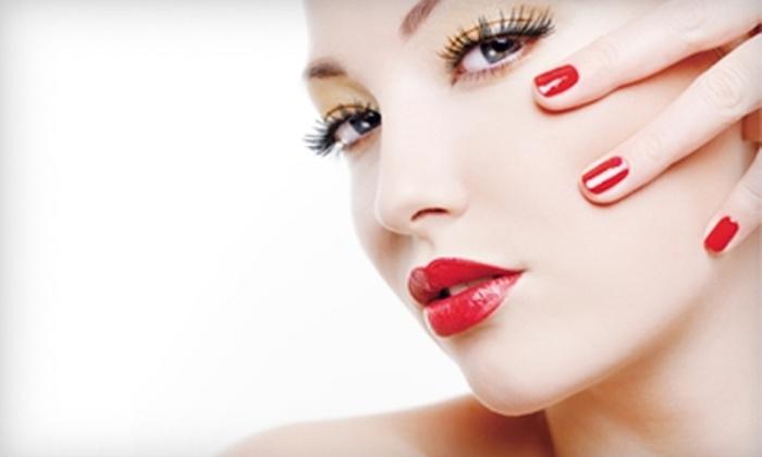 Nail Club Spa - Bear Creek: $250 for a Mink-Fur Eyelash Extension with XL FlexFusion Adhesive at Nail Club Spa ($500 Value)