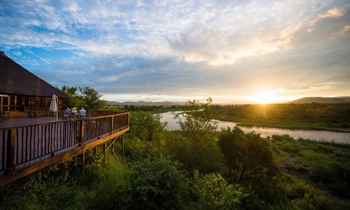 Africa Stay - Merchandising (ZA): Kruger National Park: Four-Night Stay for up to Two People, Including Breakfast and Dinner at Pestana Kruger Lodge