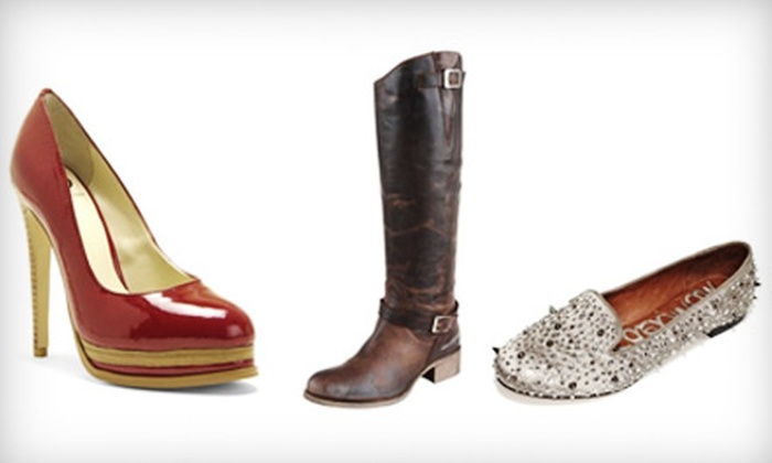 SoleAmour - Andover: $30 for $60 Worth of Designer Women's Footwear at SoleAmour in Andover