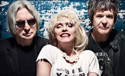 Blondie at Mahalia Jackson Theater for the Performing Arts on Wed., Sept. 28 at 8PM: Balcony Seating - Blondie in New Orleans