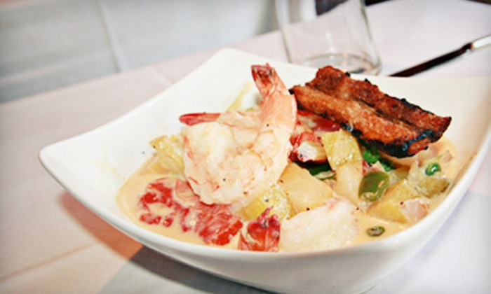 Stove, the restaurant - Portsmouth: $30 for $60 Worth of Neo-Southern Fare at Stove, the restaurant in Portsmouth