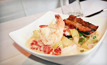 $60 Groupon to Stove, the restaurant  - Stove, the restaurant in Portsmouth