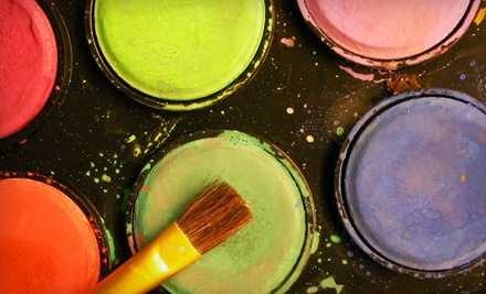 BYOB Painting Class for 2 (an $80 value) - Studio 915 in South Milwaukee