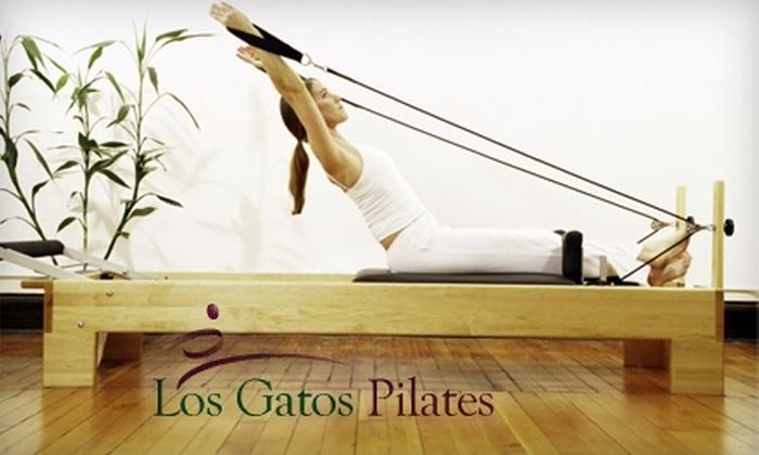 Los Gatos Pilates - Los Gatos: $48 for Three All-Apparatus Pilates Classes and One Mat Class at Los Gatos Pilates (Up to $153 Value)