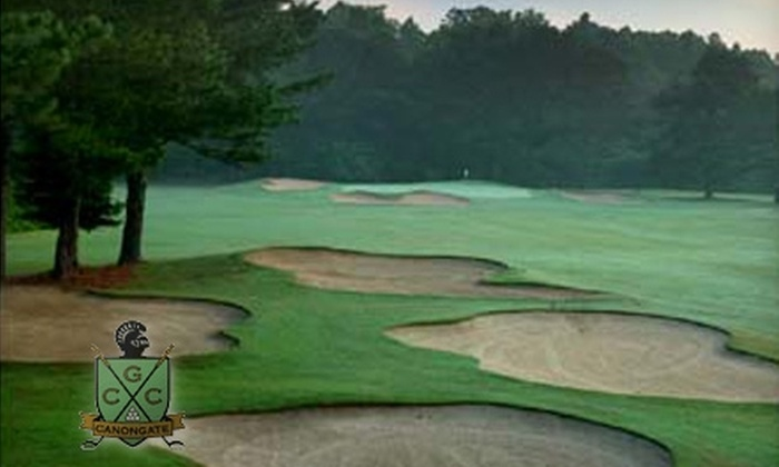 Traditions of Braselton - West Jackson: $55 for 18 Holes of Golf for Two Players, Cart Rental, and Access to Practice Facilities ($120 Value) at Traditions of Braselton in Jefferson