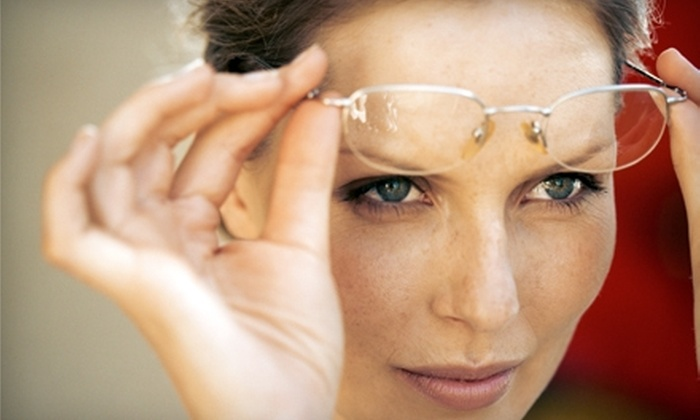 Doctors For Visual Freedom - Multiple Locations: $2,295 for Complete Lasik or PRK Laser Vision Correction at Doctors For Visual Freedom ($4,990 Value)