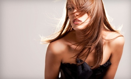 Haircut and Style with Select Stylists (a $45 value) - Chrysalis Salon in Staten Island