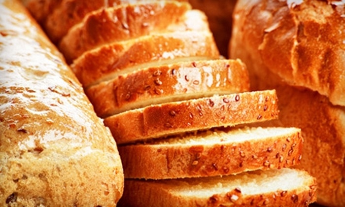 McGavin's Bread Basket - Multiple Locations: $7 for $15 Worth of Baked Goods at McGavin's Bread Basket. Choose Between Two Locations.