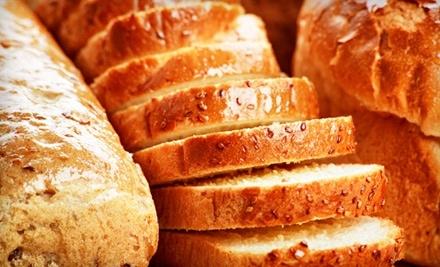 McGavin's Bread Basket at 919 B Albert St.: $15 Groupon - McGavin's Bread Basket in Regina