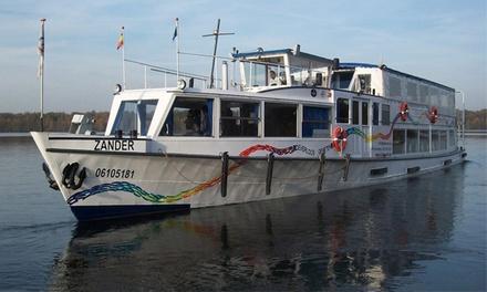 Tour en bateau avec une formule au choix chez De Zander à Mol ou à Lommel