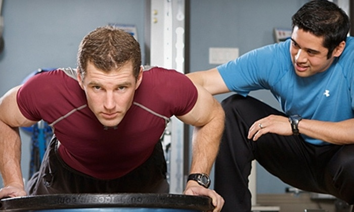 Living Fitness - Newport Coast: $75 for Two Personal Training Sessions at Living Fitness in Newport Coast (Up to $158 Value)