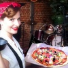 Up to 57% Off Pizza & Performance at Witzend in Venice