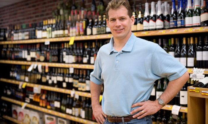 Bambooze Fine Wine and Liquor - North Cross Village: $10 for $20 Worth of Alcohol at Bambooze Fine Wine & Liquor