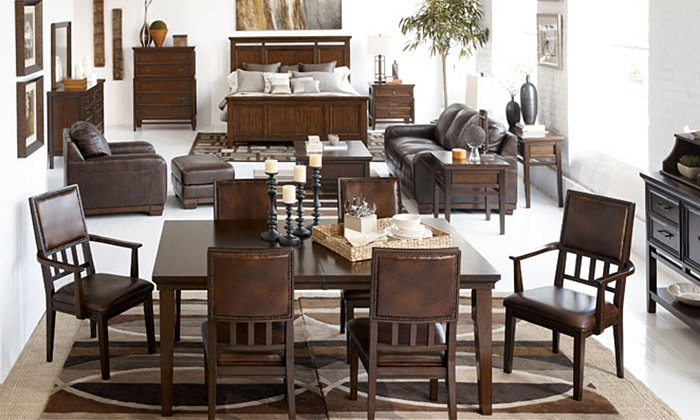 Ashley Furniture HomeStore - Multiple Locations: Home Furnishings and Accessories at Ashley Furniture HomeStore (50% Off)