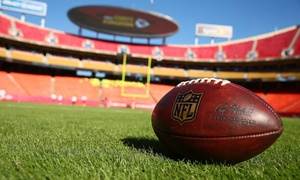 Kansas City Chiefs: $20 for 90-Minute Guided Tour of Arrowhead Stadium for One from Kansas City Chiefs ($30 Value)