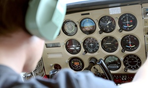 Dallas Fort Worth Air Tours: $145 for Airplane Tour for Two from Dallas Fort Worth Air Tours (Up to $295 Value)