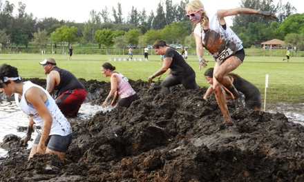 $40 for Entry in a 5K Mud Run for One Adult from Eye Mud Run ($80 Value)